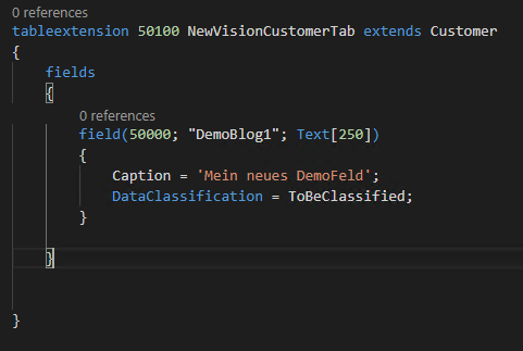 Screenshot_Visual Studio Code_Textfeld DemoBlog1